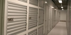 Nolte Self-Storage Lockers
